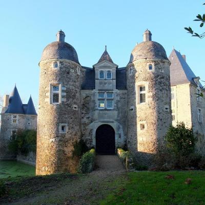 Chateau de l escoublere